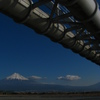 富士川水道橋と