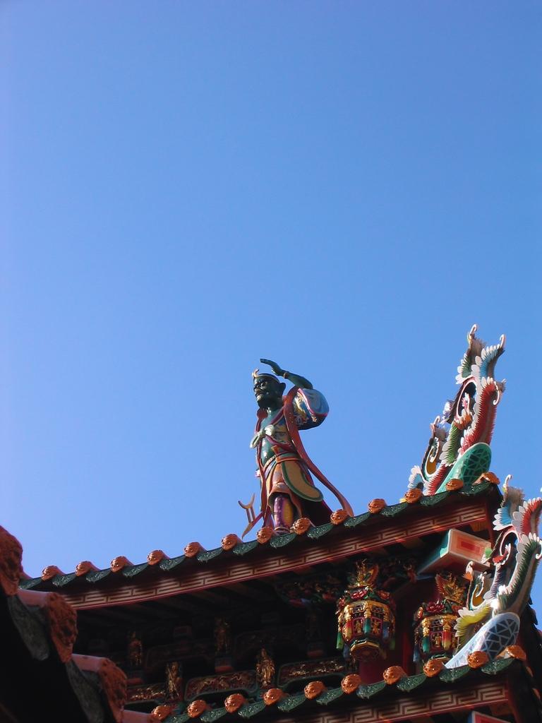 台湾の神様