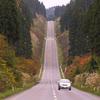 ジャンプ台の路