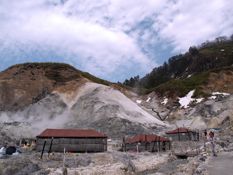 玉川温泉岩盤浴