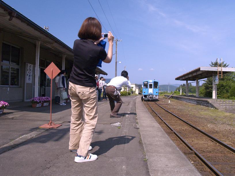 鉄道旅は久しぶり
