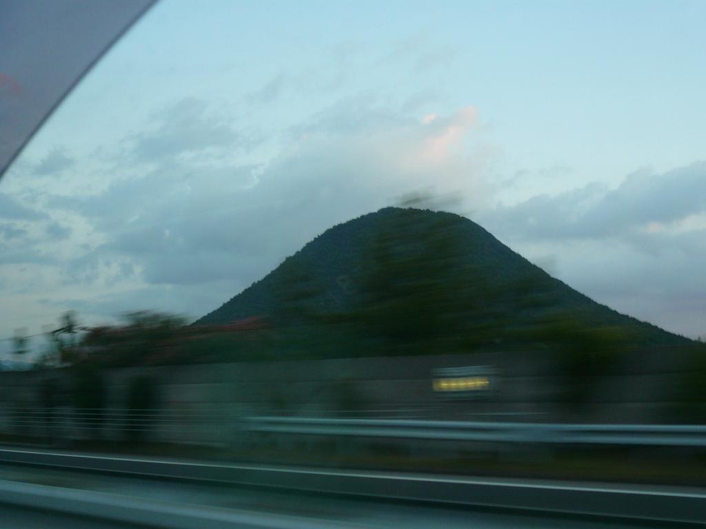 讃岐富士(飯野山)