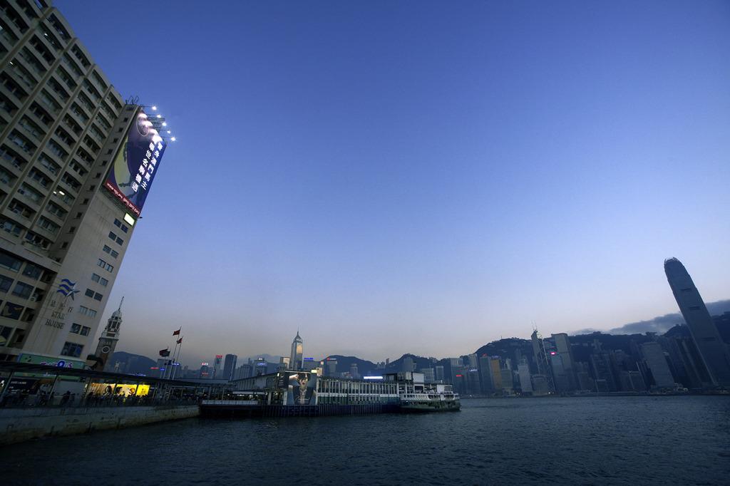 Promenade HongKong