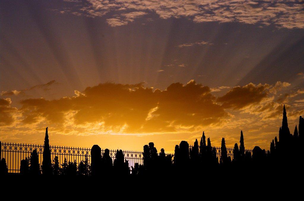 モロッコの夜明け