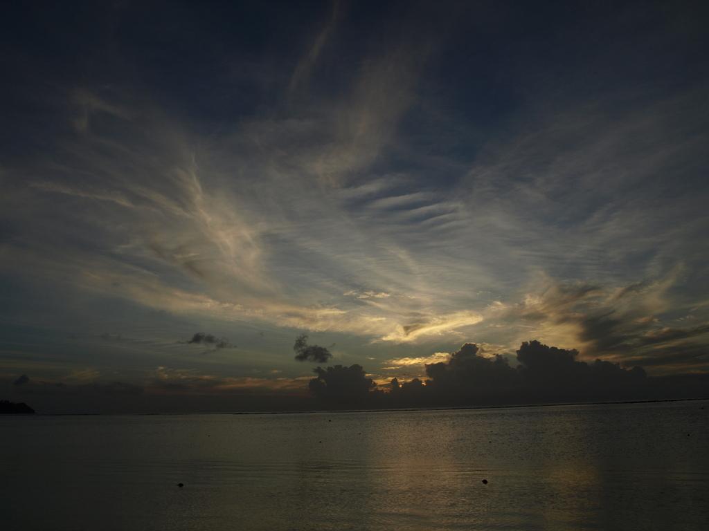 """Tumon Beach"" Sun Set in Guam -3-"