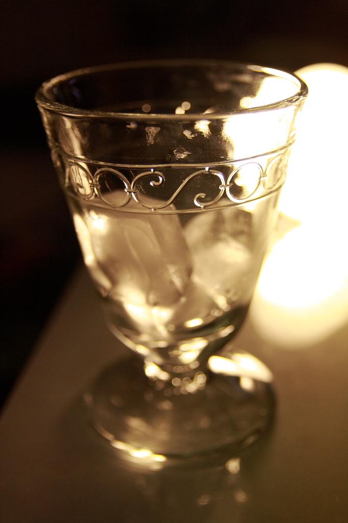 My favorite glass