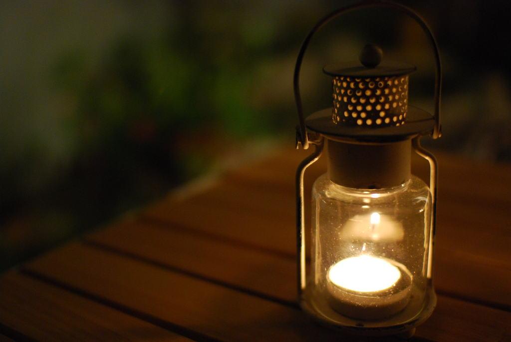 ランプの灯り2