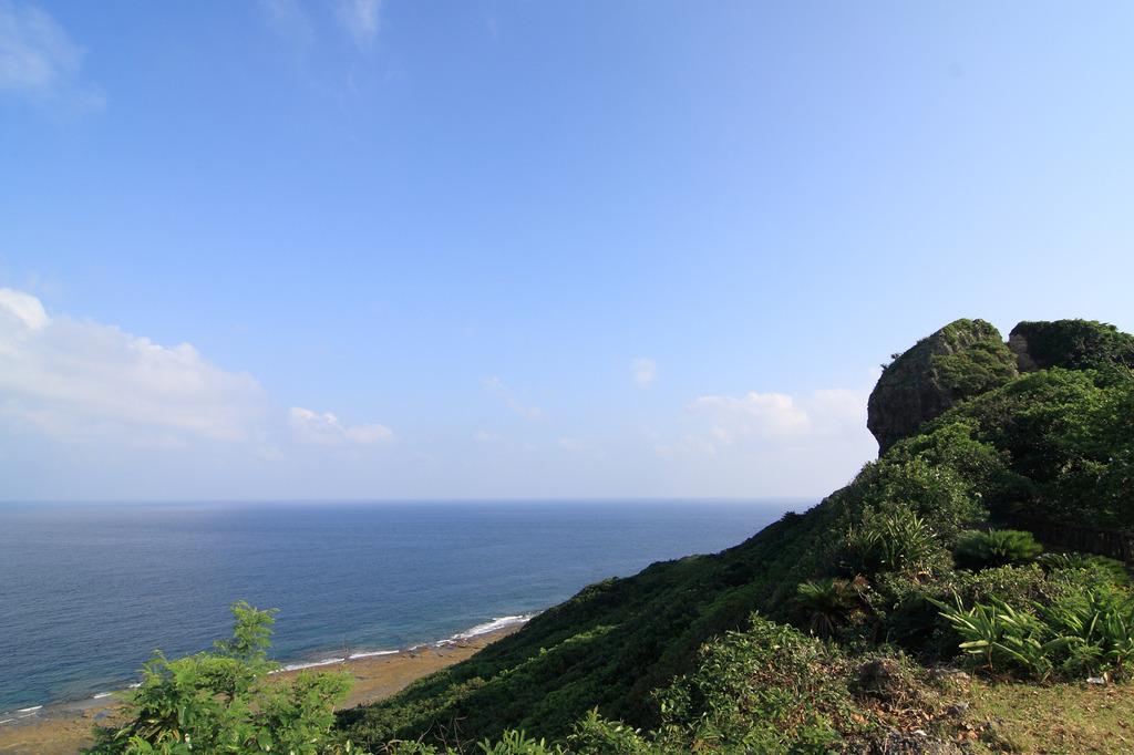 沖縄平和記念公園より
