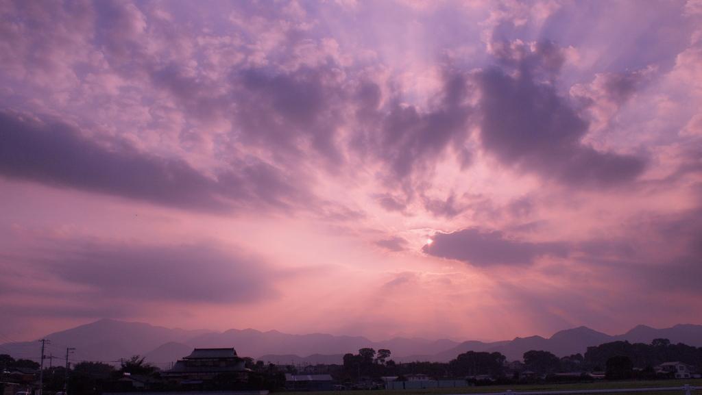 夕陽のキラメキ(RE)。