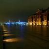 赤レンガと大桟橋
