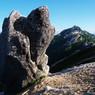 OLYMPUS E-1で撮影した(夏秋の燕岳にて(Scene13/40))の写真(画像)