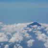 ANA-NH904からの富士山