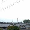 街並みと電線