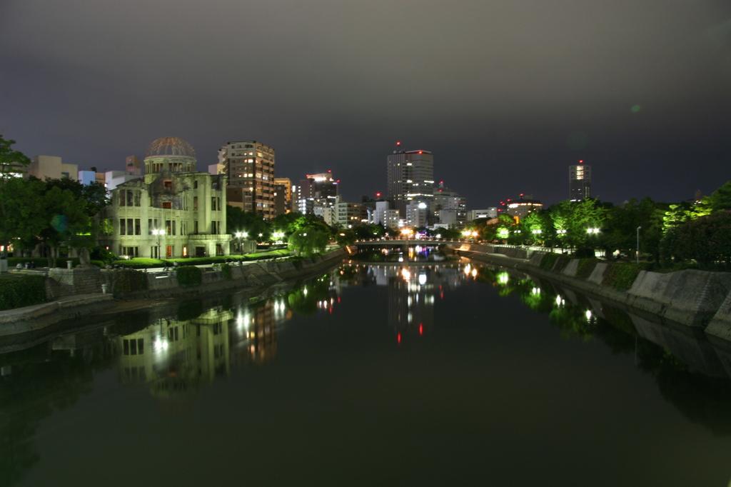 夜景_ドーム