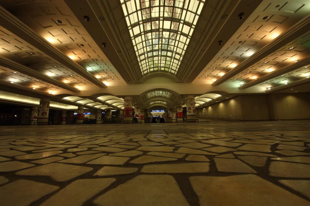 広島駅地下