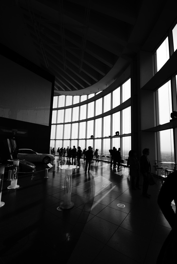 tokyo silhouette2