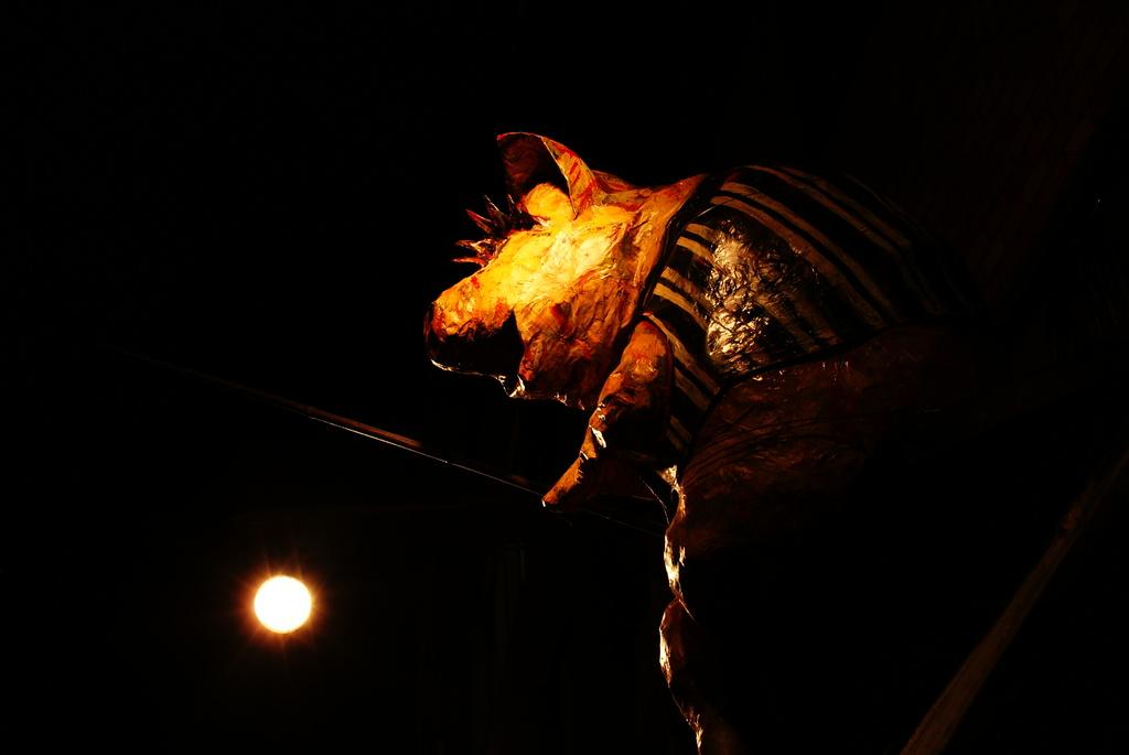 夜釣り豚(黒back)
