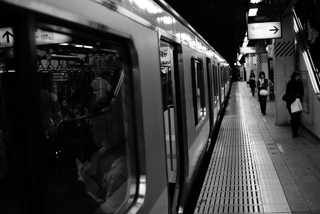 大崎駅ホーム