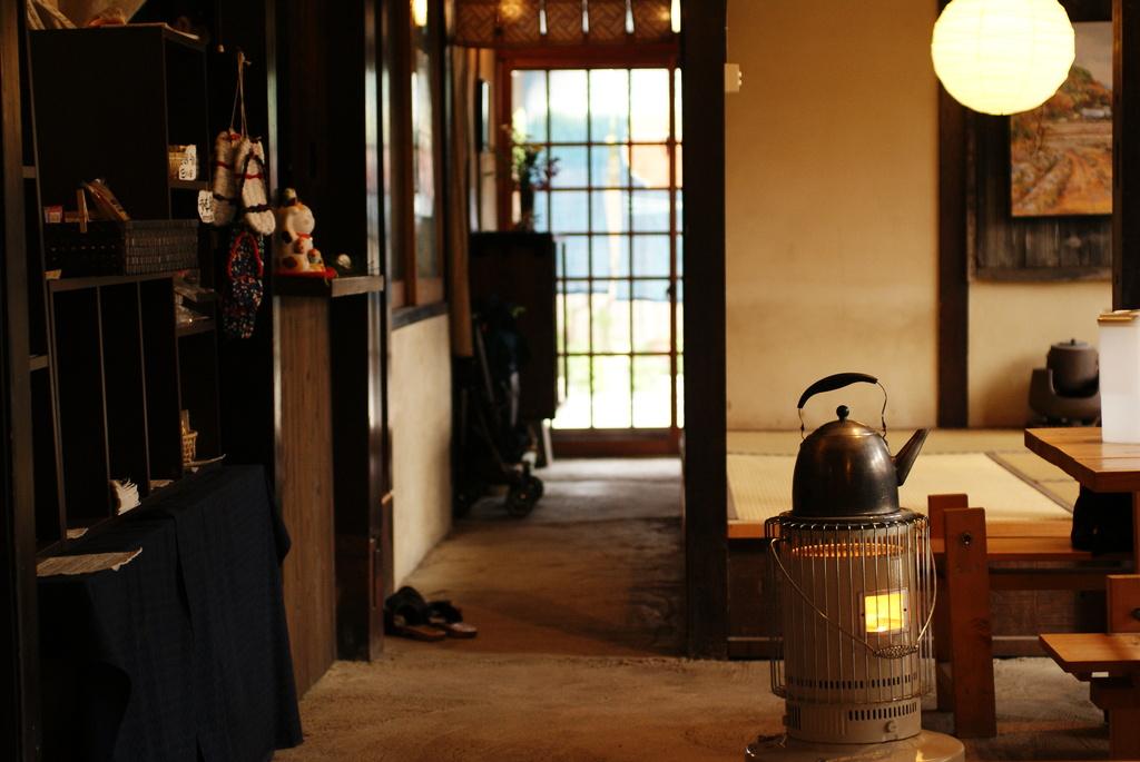 直島カフェ