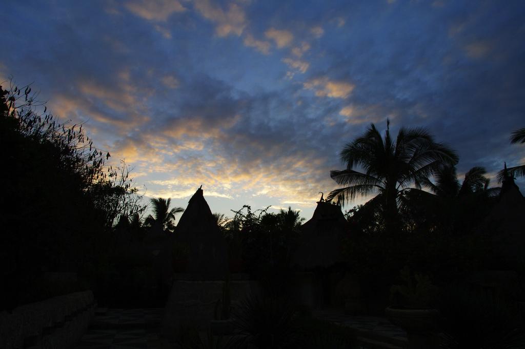 Daybreak of Lombok