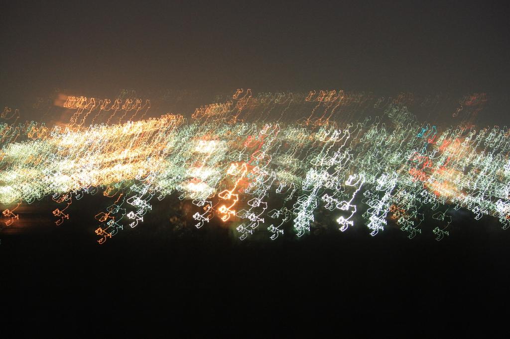 ・・・夜景?!