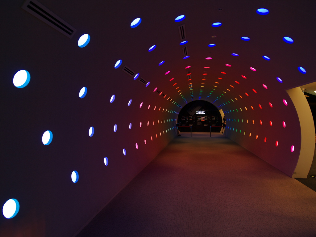 タイムトンネル!?ではありませんっ