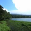 神秘の湖で・・・(1)