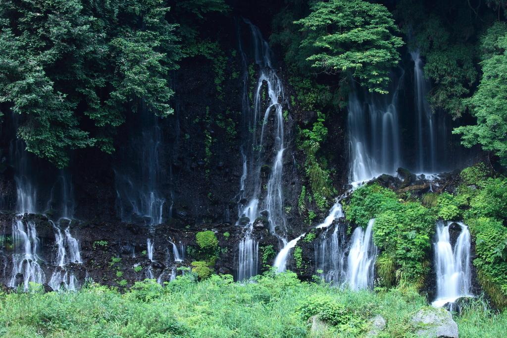 白糸の滝(7)