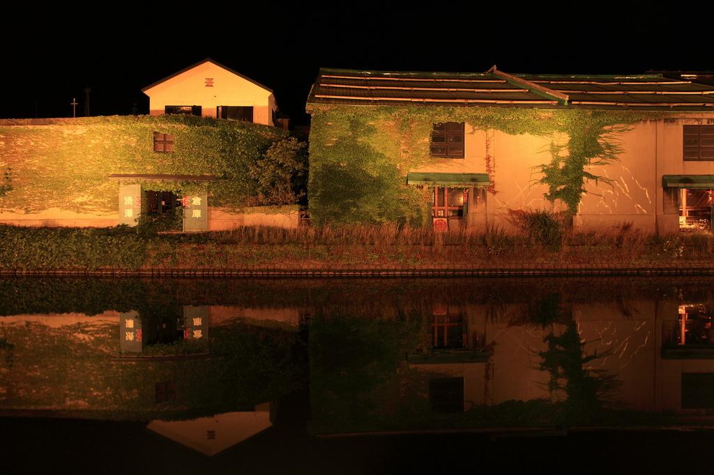 小樽運河10