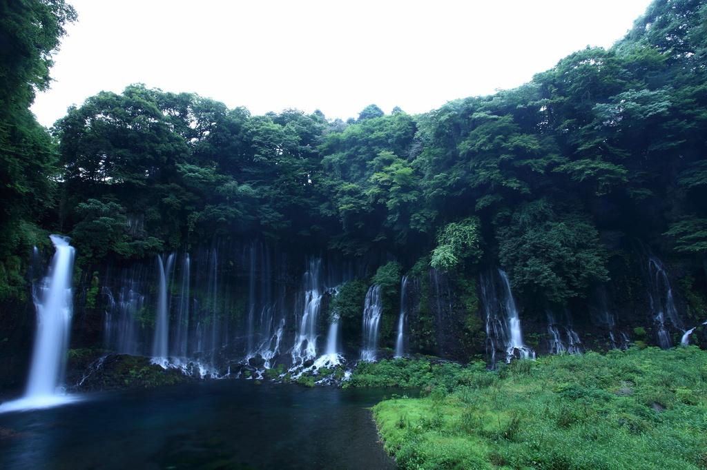 白糸の滝(11)