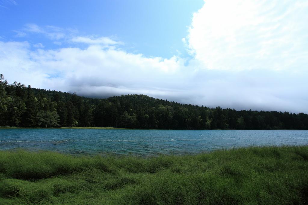 神秘の湖で・・・(3)