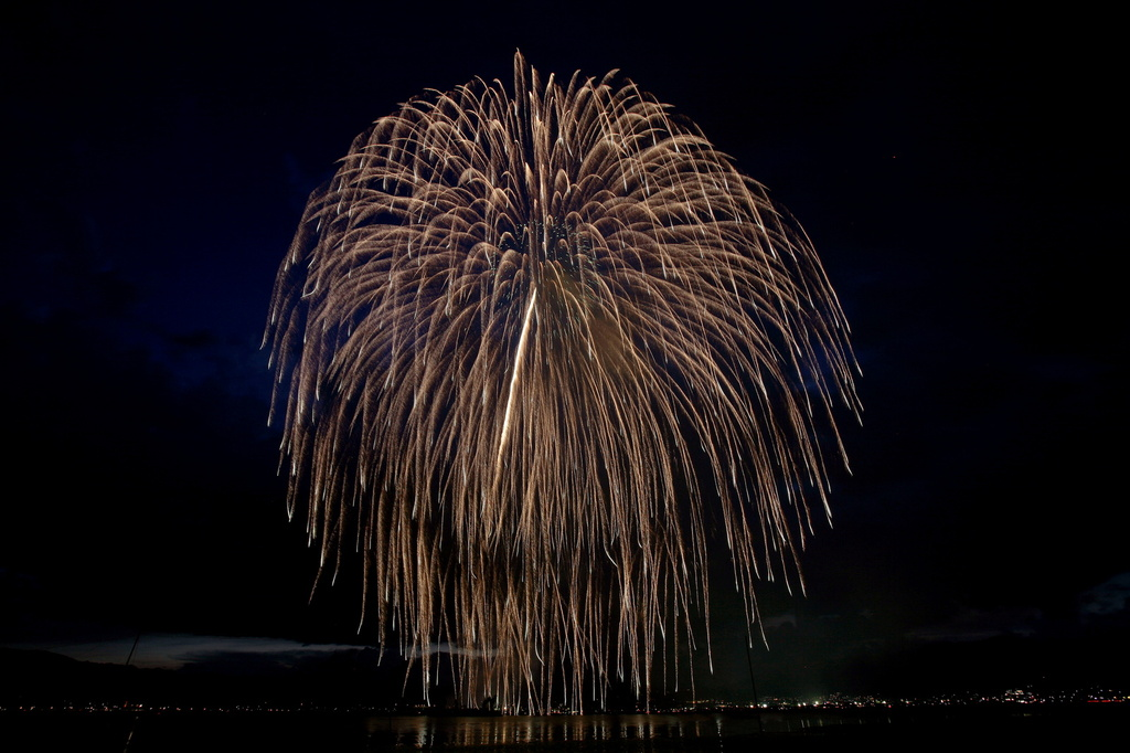 諏訪湖花火大会2008(6)