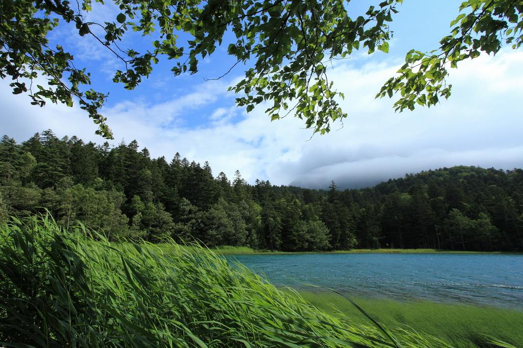 神秘の湖で・・・(5)