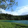 神秘の湖で・・・(4)
