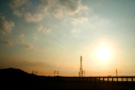 ゆうやけ近江鉄道