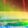 七色の空間の一瞬