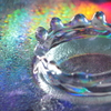王冠、虹を纏う…