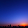 The sunrise of February 27