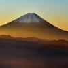 富岳の威容(再)
