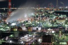 中京工業地帯(^^)