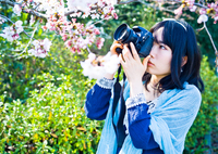 KODAK ProBack645で撮影した(桜咲く)の写真(画像)