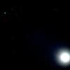 月とプレアデス星団