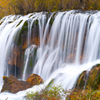 九寨溝の滝Ⅱ