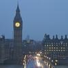 早朝のロンドンが好きやわ。