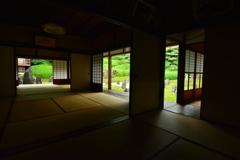 東福寺光明院・庭園11