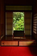 雲龍院・迷いの窓