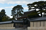 冬の京都御所