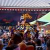 祭り お神輿 江戸の華