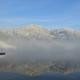 朝のビルヘル湖