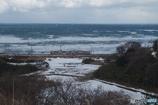 日本海波高し